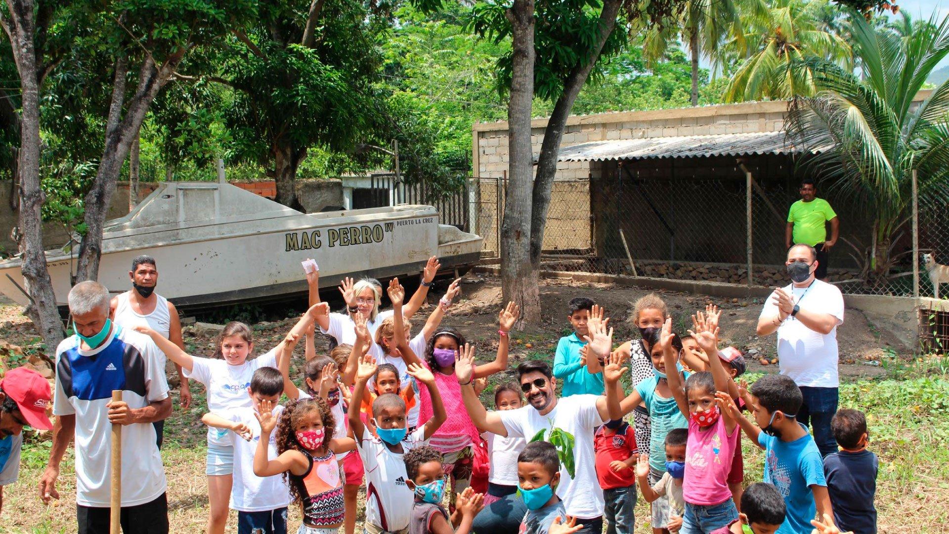 203342754 220933339857457 8929201015135964274 n1 - Cómo ayudar a niños necesitados a tener un mejor futuro