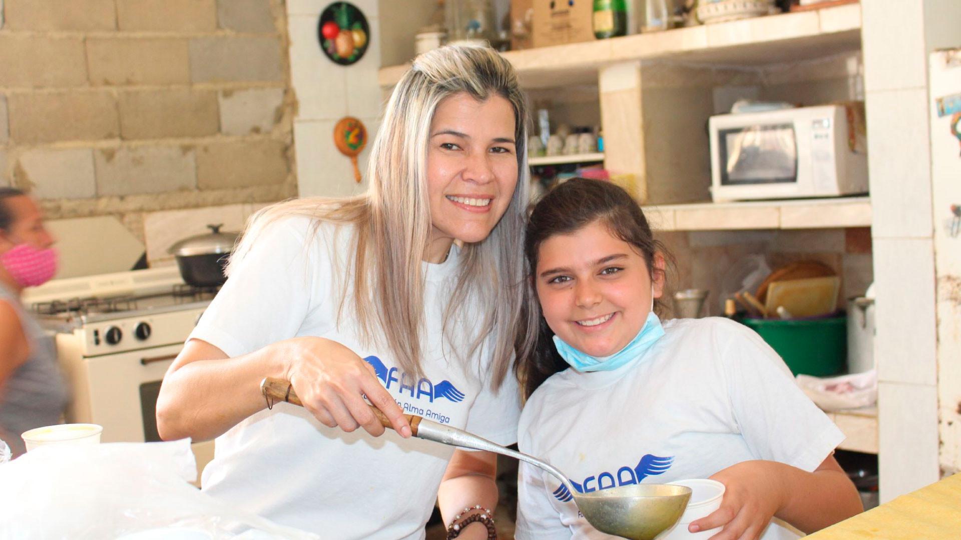 Fundacion Alma AMiga - 10 maneras de brindar una mano amiga a la comunidad durante la pandemia