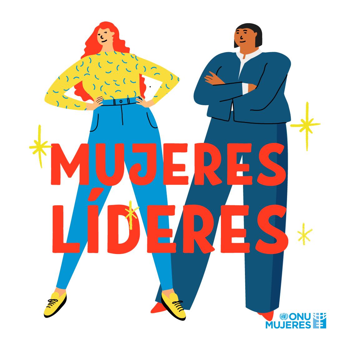 LEADERS - Este día está dedicado a ti: Mujer, ser de amor y vida