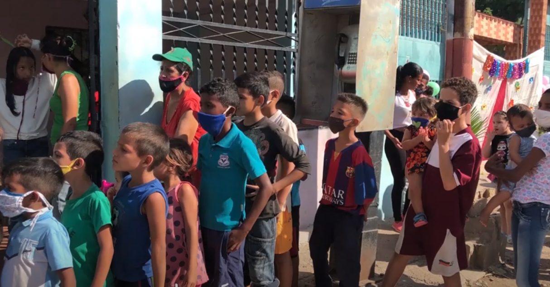 Los jardines Dia del nino Fundacion Alma Amiga Enrique Romero Dominguez 7 - FAA: Herramientas para que los niños logren la autonomía personal