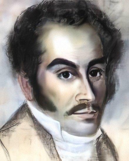 Sim%C3%B3n Bol%C3%ADvar, 1816 - Natalicio de Simón Bolívar el Libertador de las Américas