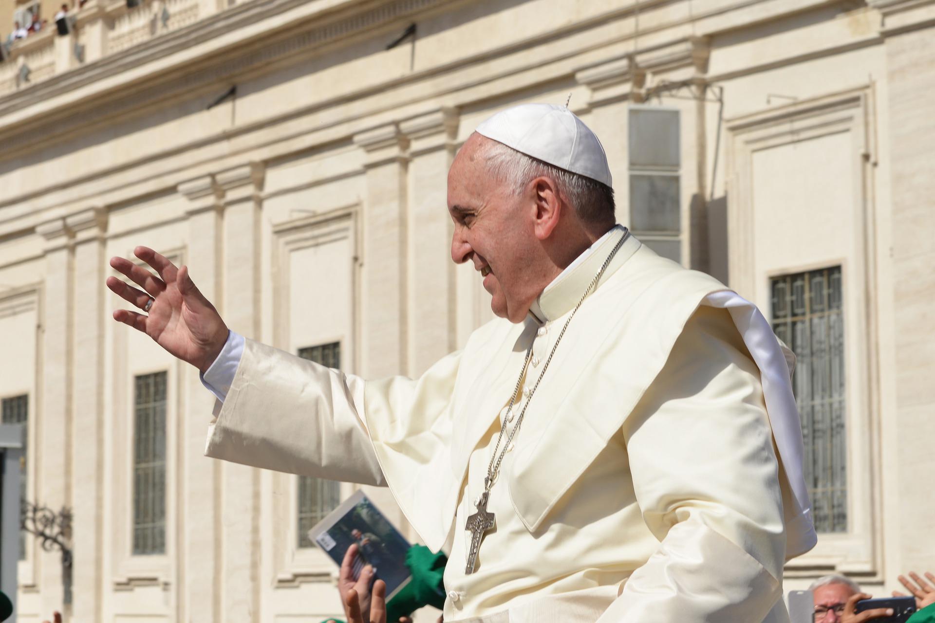 pope 5519250 1920 - 19 de marzo: Celebración de la solemnidad de San José